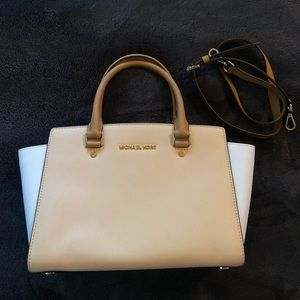 Michael Kors Selma Satchel Purse